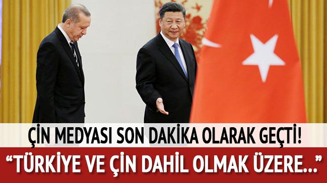 Ülke basını 'son dakika' geçti: Çin ve Türkiye dahil olmak üzere...