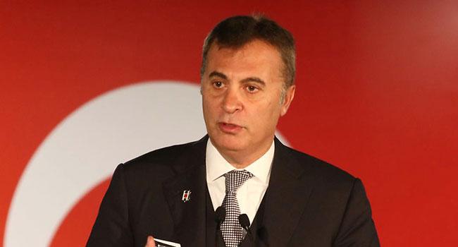 Fikret Orman: Fenerbahçe - Beşiktaş derbileri gergin geçiyor