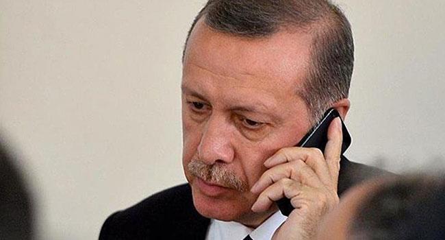 Cumhurbaşkanı Erdoğan, Şenol Güneş'e geçmiş olsun dileklerini iletti