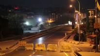 Kadıköy'ün ana girişi kapatıldı! Bir yıl sürecek