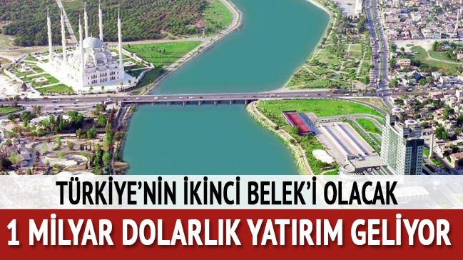 Türkiye'nin ikinci Belek'i olacak! 1 milyar dolarlık yatırım geliyor