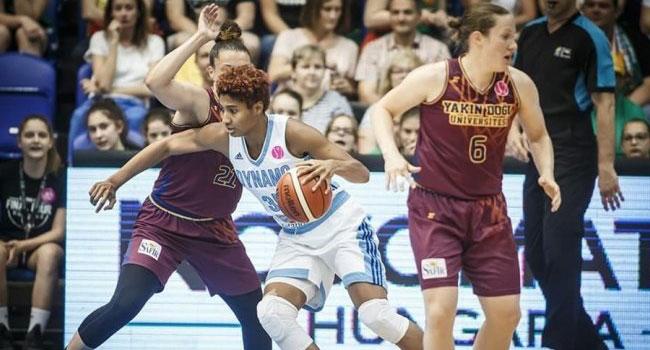 Yakın Doğu Üniversitesi, FIBA Avrupa Ligi'nde 4. oldu