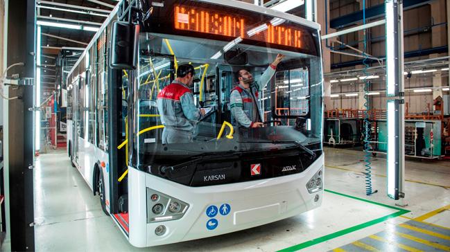 Yerli Babayiğit elektrikli otobüs üretecek