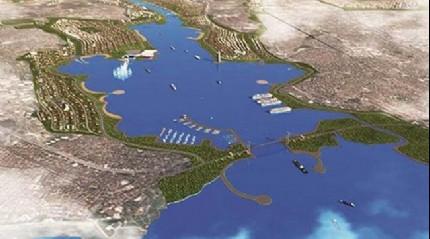 Kanal İstanbul'a Asya'dan dev talip