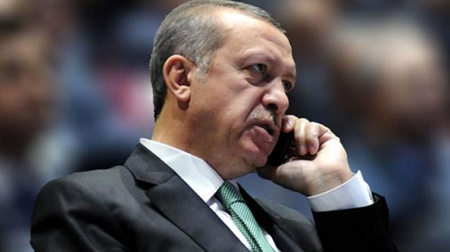 Cumhurbaşkanı Erdoğan deprem hakkında bilgi aldı