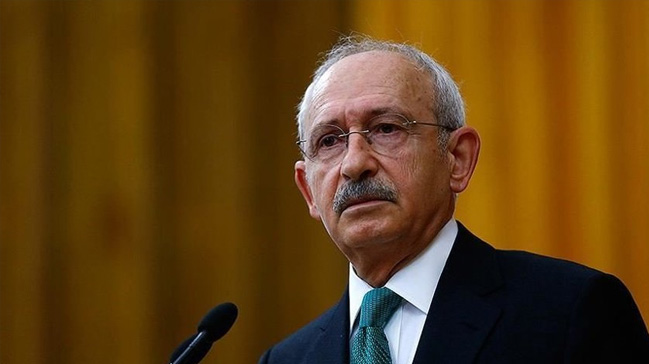 CHP'den Kılıçdaroğlu'na yeni yetki