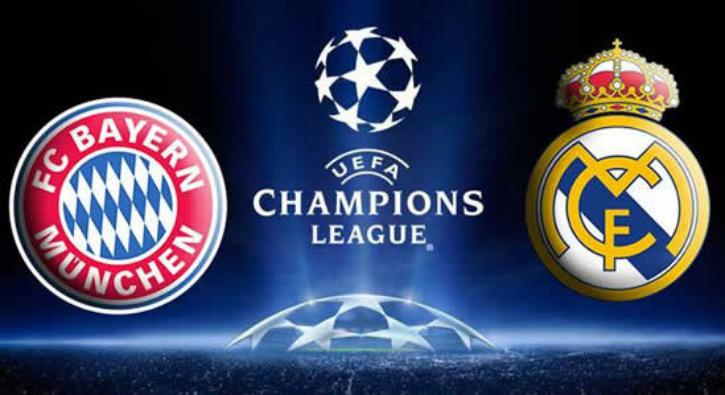 Bayern Münih Real Madrid maç özeti golleri önemli anları