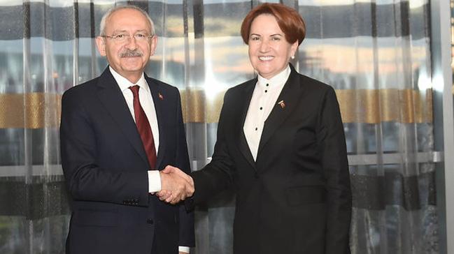 Kılıçdaroğlu ve Akşener 5 yıldızlı otelde 3 saat milletvekilliği pazarlığı yaptı