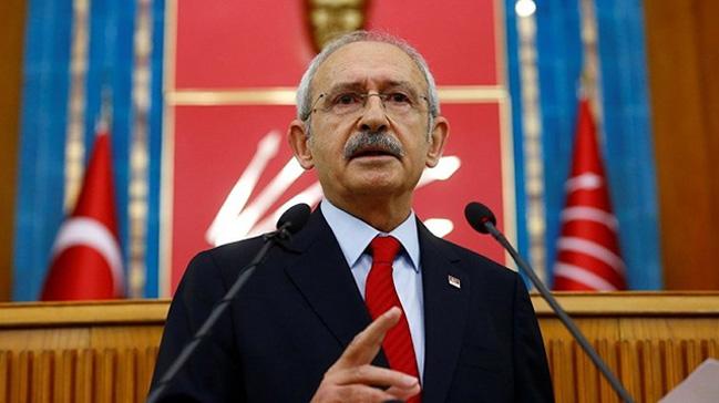 Kılıçdaroğlu CHP'yi dörde böldü