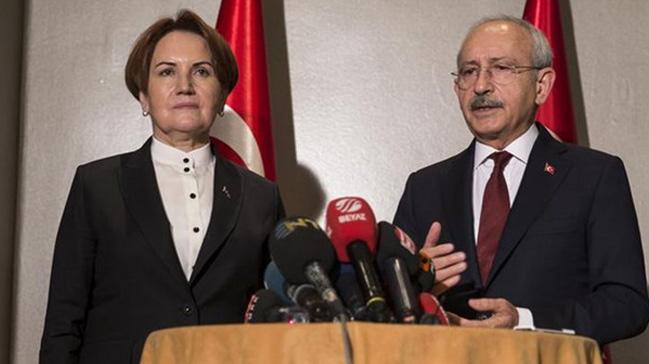 CHP ve FETÖ destekli İP anlaşamadı
