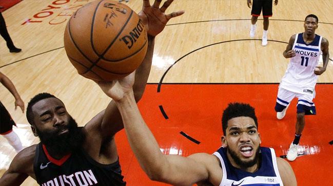 Houston Rockets yarı finale adını yazdırdı