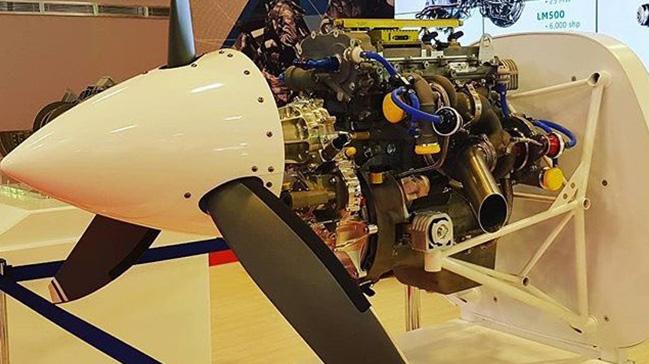 TEI'nin ANKA'lar için geliştirdiği PD170, 1500 uçuş saatini geride bıraktı