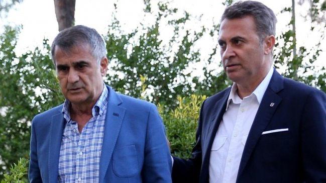 Şenol Güneş ve Fikret Orman'dan futbolculara Fenerbahçe - Beşiktaş açıklaması!