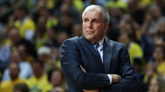 Zeljko Obradovic: Üçüncü maçtan daha iyi olmalıyız