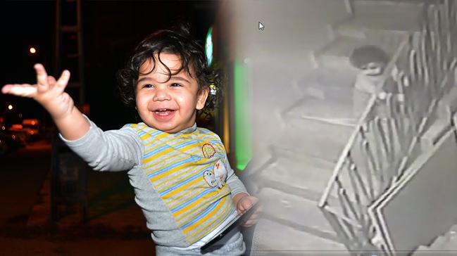 1 buçuk yaşındaki bebek, bakıcısı uyuduğu sırada kapısı açık unutulan evden kaçtı
