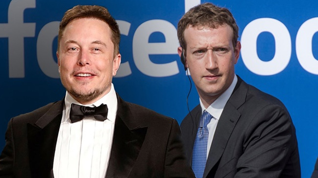 Musk'ın 'Adamlığı' Facebook'u durduramadı