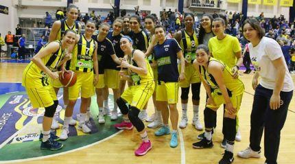 Fenerbahçe Kadın Basketbol Takımı finale yükseldi