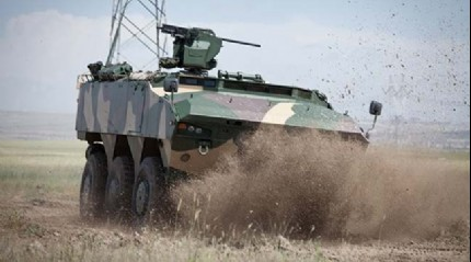 FNSS, TSK'nın ihtiyaçlarına göre özgün donatılacak zırhlı araçlar üretmeye talip