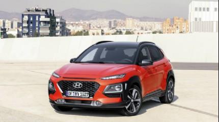 Hyundai'den yepyeni bir otomobil