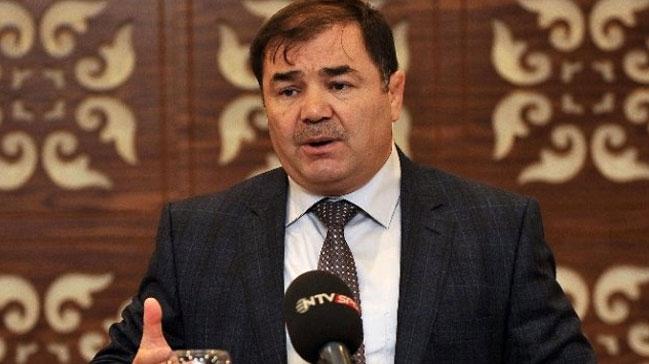 TGF Başkanı Musa Aydın'dan İsrail'e kınama
