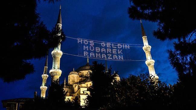 'Türkiye'nin ramazan takvimi doðrudur'