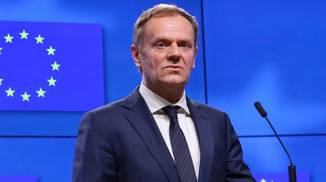 AB/Tusk: İran anlaşmaya bağlı kaldığı sürece AB de anlaşmaya bağlı kalacak