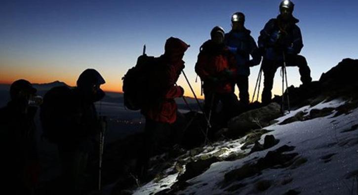 Azerbaycan'da kayıp dağcıların cesedine 144 gün sonra ulaşıldı