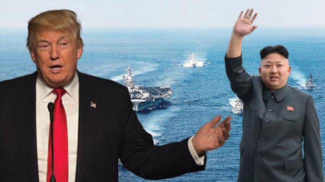 Trump%E2%80%99dan+Kuzey+Kore+zirvesine+ili%C5%9Fkin+a%C3%A7%C4%B1klama++
