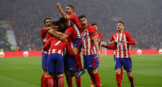 UEFA+Avrupa+Ligi+%C5%9Fampiyonu+Atletico+Madrid%21;