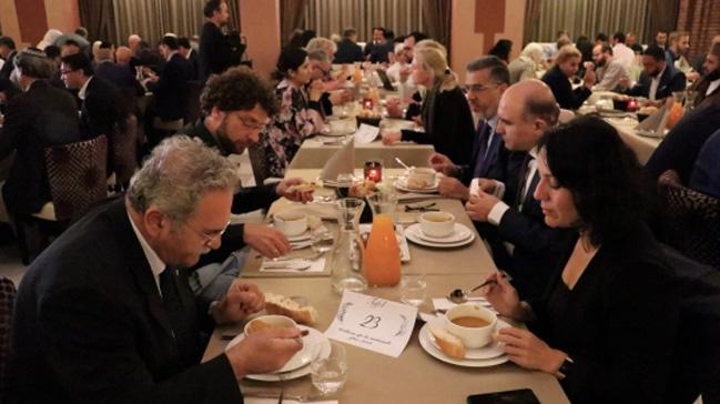 Hollanda'daki 'Ulusal Ýftar'da birlik ve beraberlik mesajý