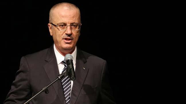 Filistin Başbakanı İİT Zirvesi için İstanbul'da