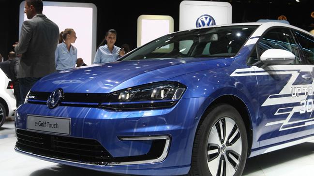 Volkswagen de Paris Otomobil Fuarı'ndan çekildi