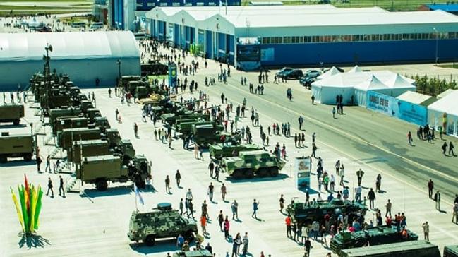 Astana'da düzenlenecek KADEX fuarına en geniş katılımı Türk savunma sanayii sektörü sağlayacak