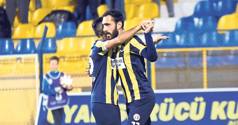 Menemenspor'un golcüsü Samed Ali'ye Sivasspor ve Alanyaspor talip oldu