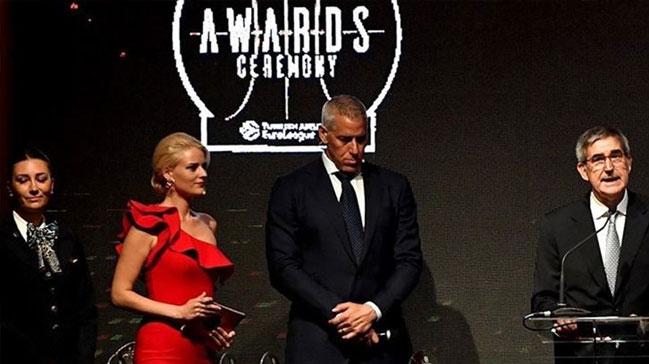 EuroLeague'de en iyiler ödüllendirildi
