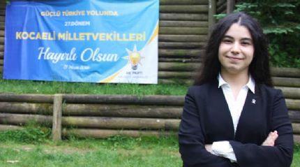 En genç milletvekili adayı Elifnur Bayram ilk kez konuştu: Milletime faydalı olmak içim çalışacağım
