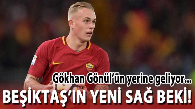 Beşiktaş'ın ilk transferi!  Hollandalı yıldız resmen...