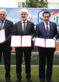 Bursaspor'dan Türk sporuna önemli yatırım