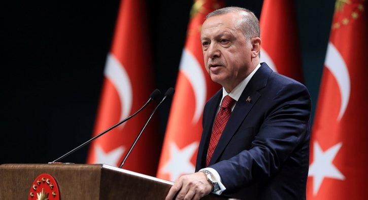 Cumhurbaşkanı Erdoğan: Kurda yaşanan dalgalanma gerçekle uygun değil
