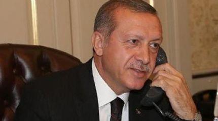 Cumhurbaşkanı Erdoğan'dan Maduro'ya tebrik telefonu