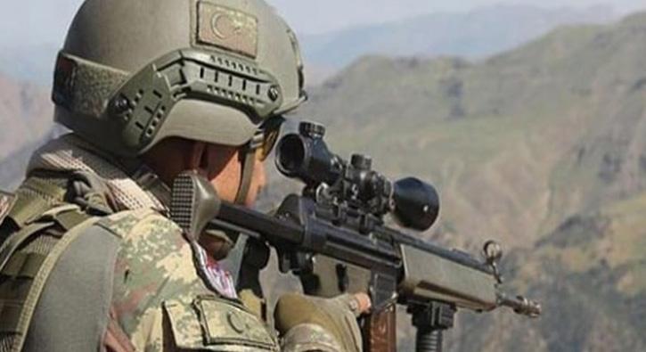 Lice'de çatışma: 1 askerimiz yaralandı