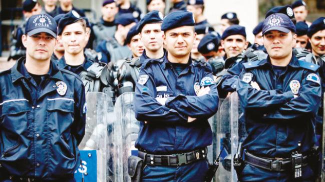 Polis ve hemşirelerde büyük '3600' coşkusu