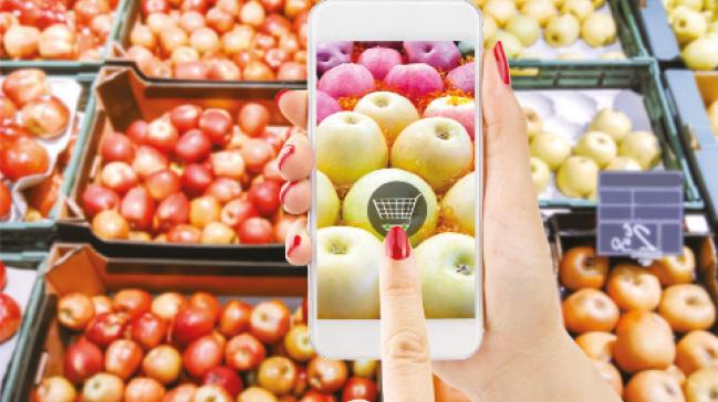 Bir 'tık'la sebze-meyveyi daha ucuza bulma dönemi