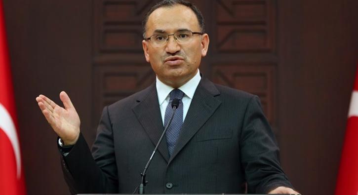 Başbakan Yardımcısı Bozdağ'dan İnce'ye TRT tepkisi