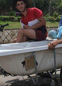 Sıcak bunu yaptırdı: Motoküvet
