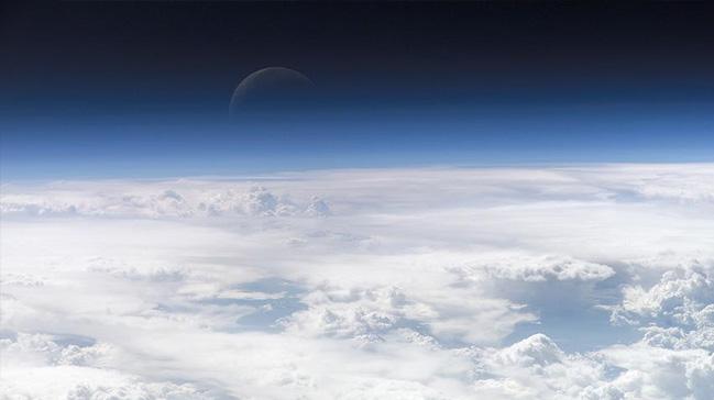 Atmosferde+4,6+milyar+y%C4%B1ll%C4%B1k+par%C3%A7ac%C4%B1klar+bulundu