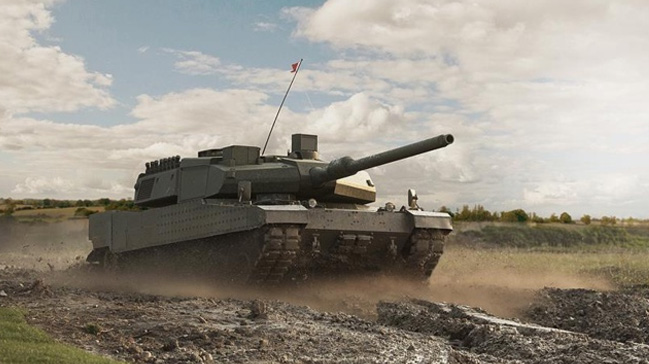 ALTAY+Tank%C4%B1+G%C3%BC%C3%A7+Grubu+i%C3%A7in+imzalar+at%C4%B1ld%C4%B1