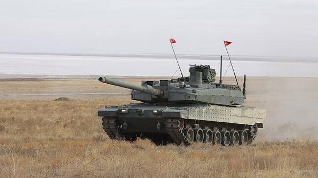 ALTAY+Tank%C4%B1+G%C3%BC%C3%A7+Grubu+Geli%C5%9Ftirilmesi+Projesi+S%C3%B6zle%C5%9Fmesi+imzaland%C4%B1