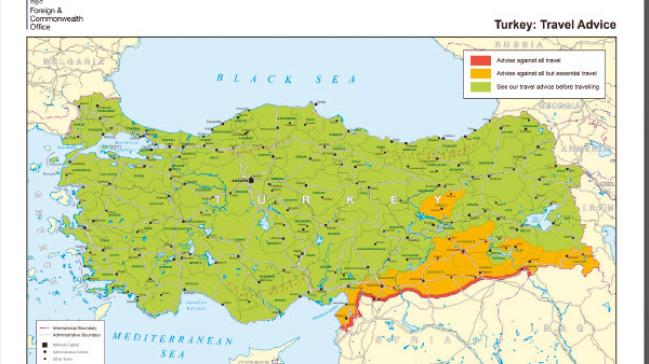 Batı, Türkiye üzerindeki kirli oyunlarını sürdürüyor…