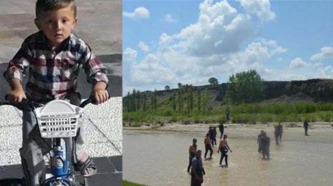 4 yaşındaki Kemal Özdemir'in cansız bedenine ulaşıldı